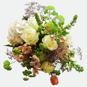 duzy bukiet kwiatow